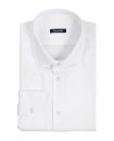 Белая рубашка Twill Slim Fit