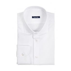 Белая рубашка Oxford Slim Fit